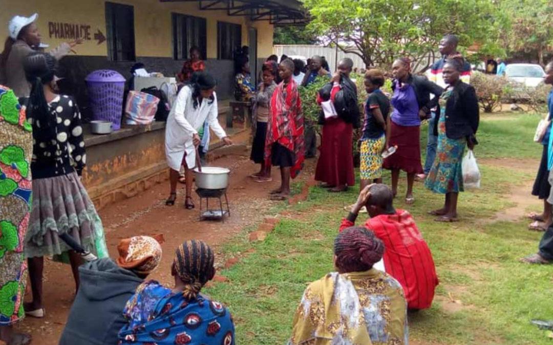 Recherche active de personnes atteintes de TB