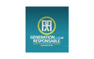 Humana rejoint le Club Génération Responsable