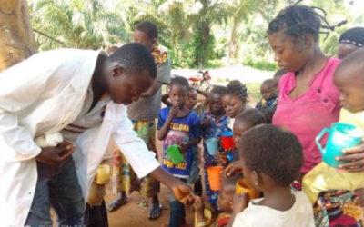 RD Congo: Réduire la malnutrition des enfants au travers les clubs de prise en charge communautaire